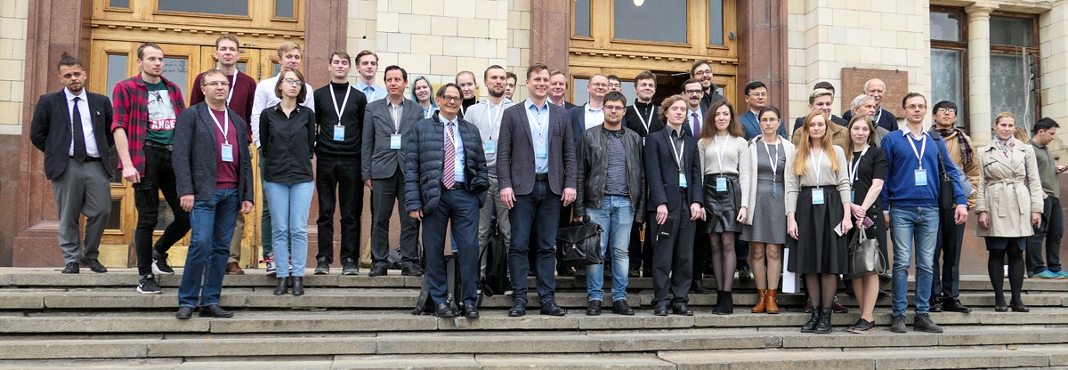 The first international conference on perovskite photovoltaics MAPPIC-2019 was held at Moscow State University